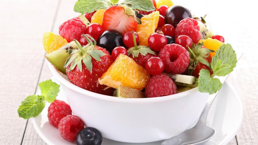 letnie blyouda frukty