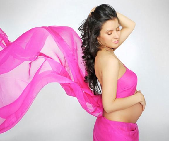 Волосы во время беременности: уход, особенности